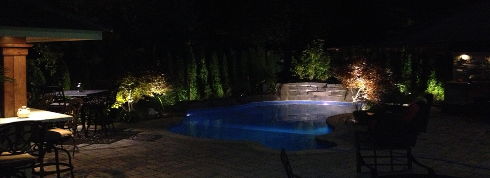 Landscape Lighting Led Conversion : Led landscape lighting systems upgrade vivid night